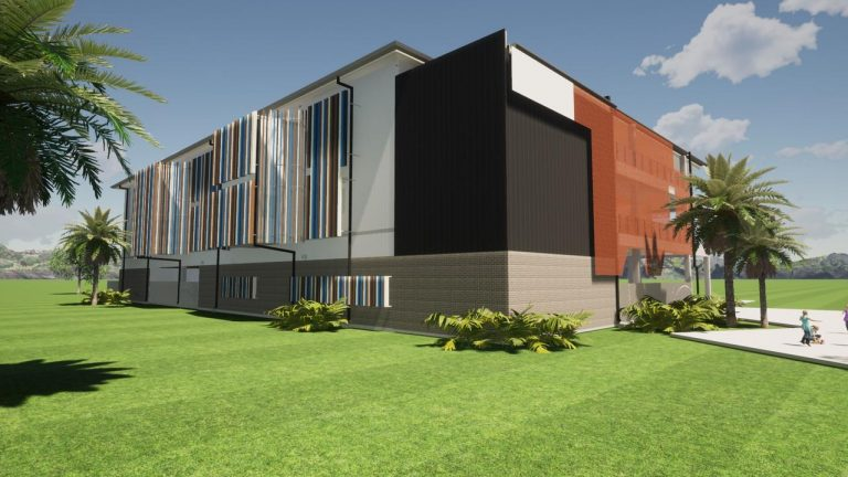The Sunshine Coast's newest school gets a name