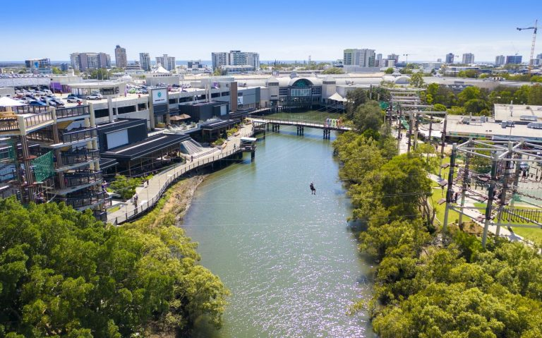 Plaza named Qld's most sustainable shopping centre