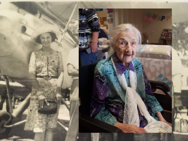 'Remarkable lady': oldest resident dies after milestone