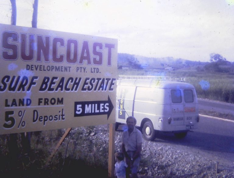 The 1960s estate that changed the Coast