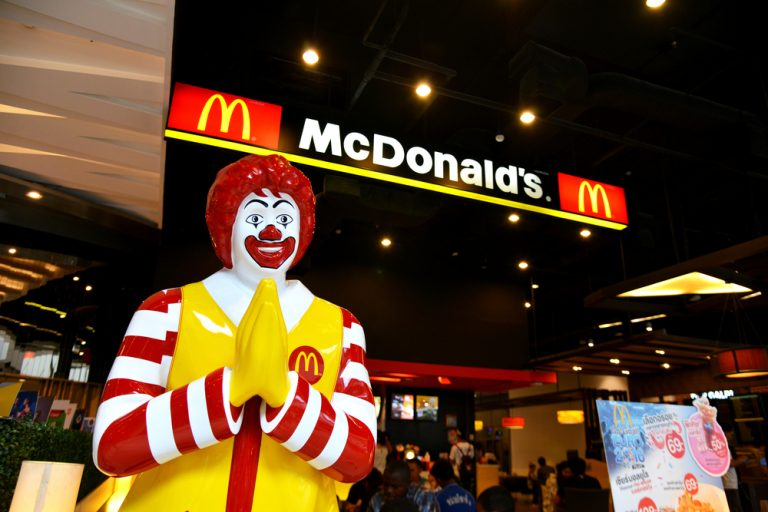 McDonald's finally answers a puzzling old question
