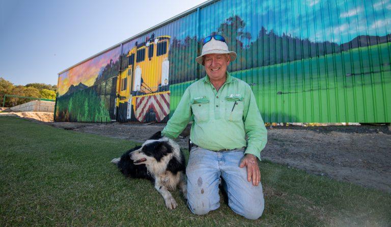The Boyle family cherishes rare slice of Coast history
