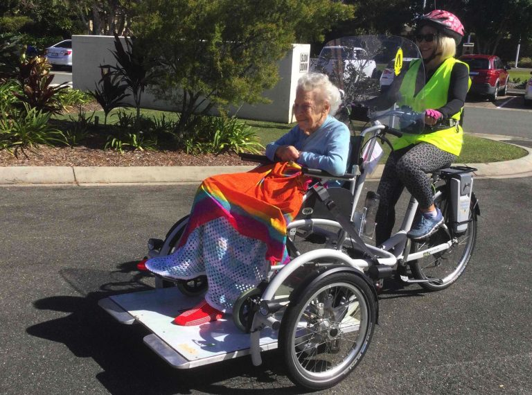 'Means so much': vital grant gets elderly rolling