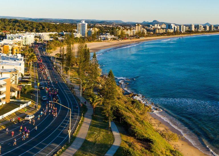 Sunshine Coast Marathon returns with record numbers