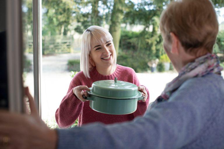 Jane Stephens: everybody needs good neighbours